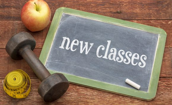 New classes in our schedule!